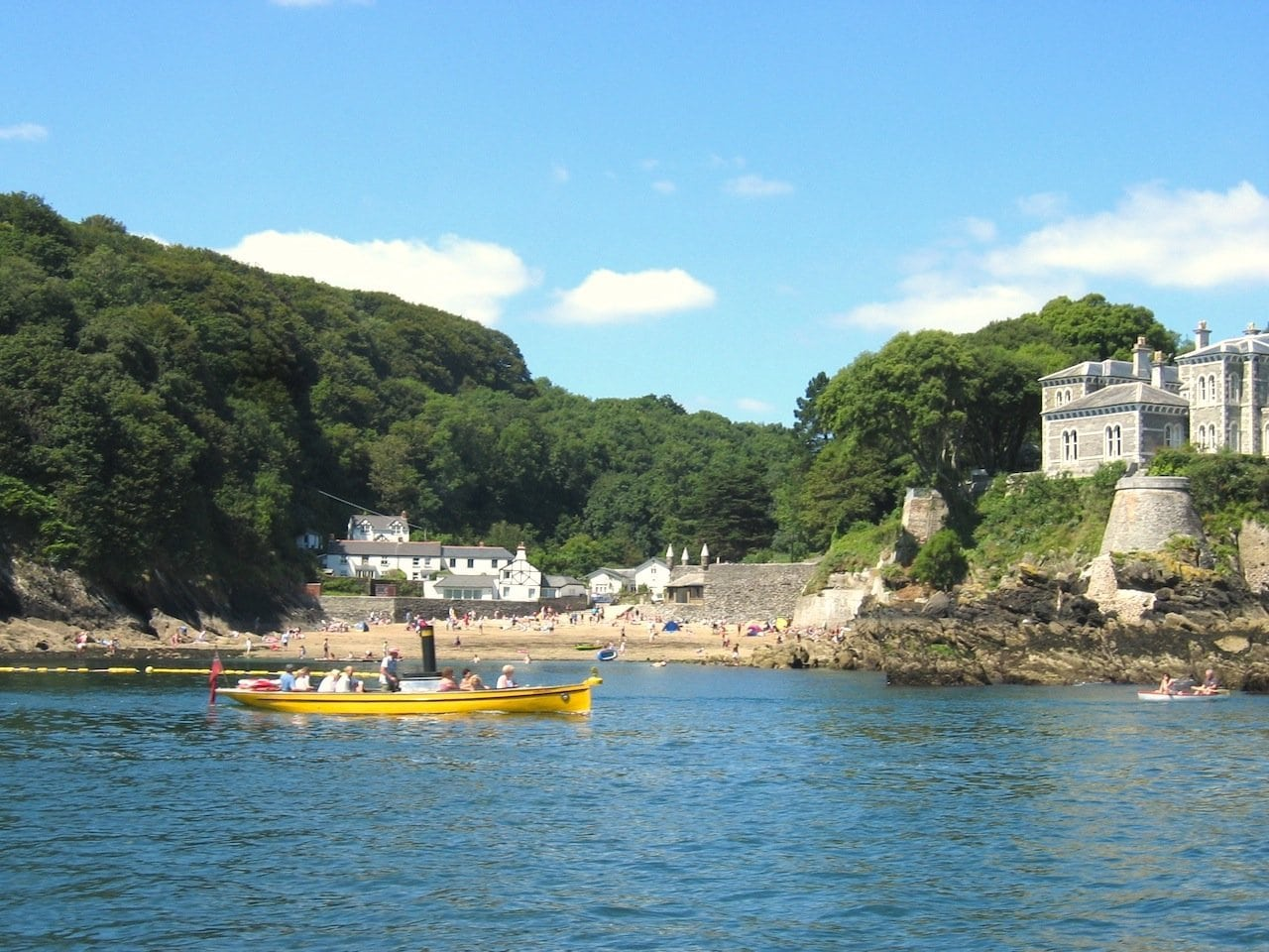 Things to do in Fowey on Holiday